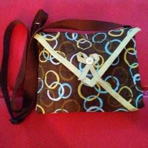 Handbags - Quilted Soft Crossbody Bag